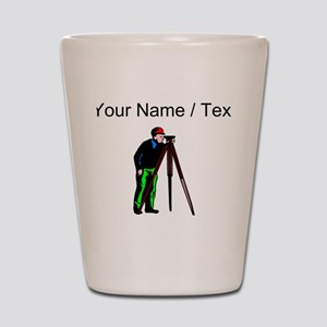 Surveyor (Custom) Shot Glass