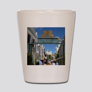 Old Street Sint Maarten Shot Glass