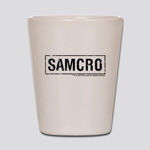 SAMCRO Shot Glass