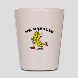 Mr. Manager Shot Glass