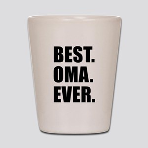 Best Ever Oma Drinkware Shot Glass