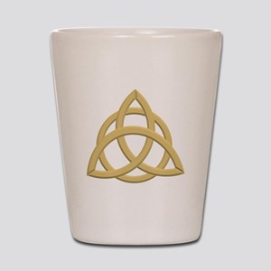Triquetra, Charmed, Book of Shadows Shot Glass