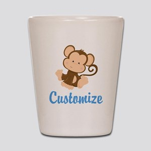 Custom Monkey Shot Glass