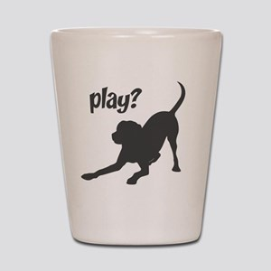 play3 Shot Glass