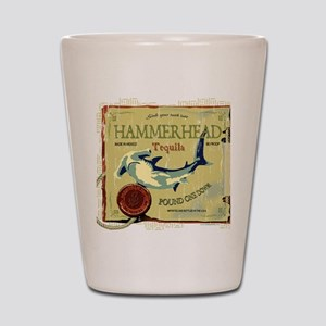 hammerhead Shot Glass