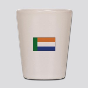 Afrikaner South Africa Shot Glass
