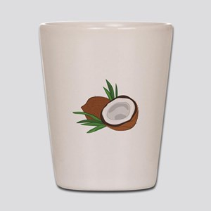 Coconut Shot Glass