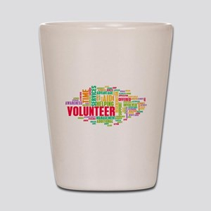 Volunteer Shot Glass