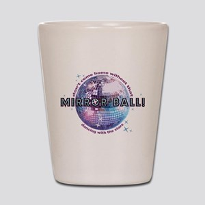 DWTS Dancing With The Stars Shot Glass