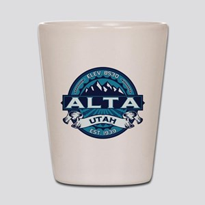 Alta Ice Shot Glass