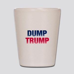 Dump Trump Shot Glass