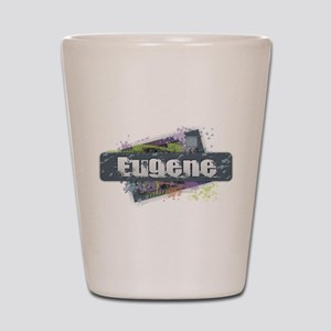 Eugene Design Shot Glass