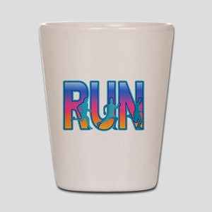 RUNNERS Shot Glass