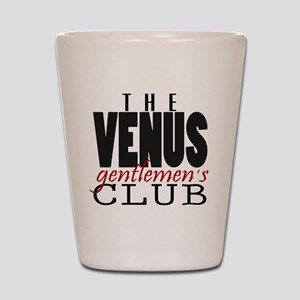 'The Venus Club' Shot Glass