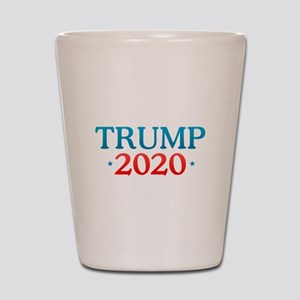 Donald Trump - 2020 Shot Glass