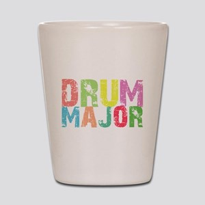 Drum Majors Shot Glass
