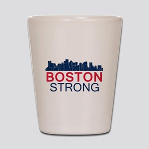 Boston Strong - Skyline Shot Glass