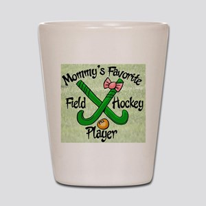 Sports Designs Shot Glass