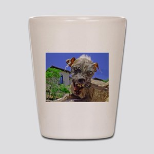 UGLIEST DOG! Shot Glass