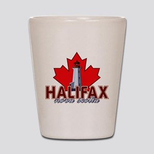 Halifax Lighthouse Shot Glass