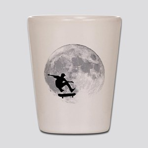 moon Shot Glass