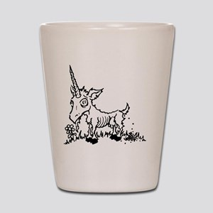 unigoat Shot Glass