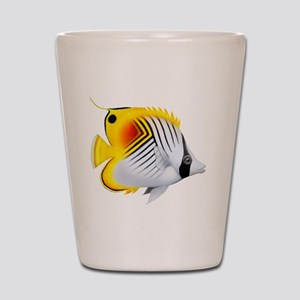Auriga Threadfin Butterfly Shot Glass