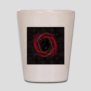 Portal / Starry Void Shot Glass