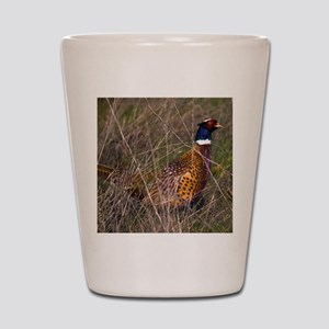 (14) Pheasant  407 Shot Glass