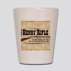 henry_mouse Shot Glass