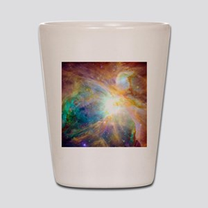 Space Galaxy Shot Glass