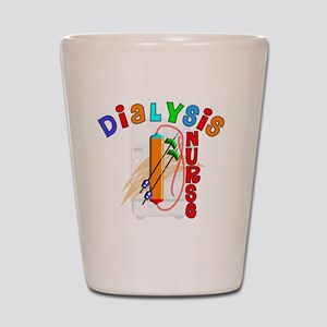 Dialysis Nurse 2011 Shot Glass
