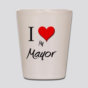 Mayor87 Shot Glass