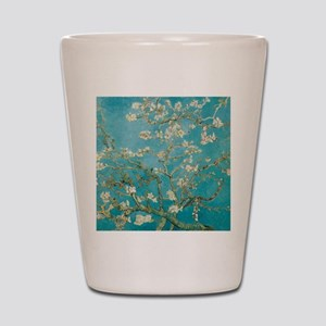 Van Gogh Almond Branch Shot Glass