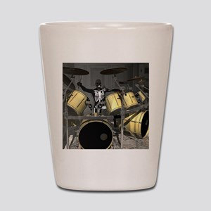 Big Drum Set 2 Shot Glass