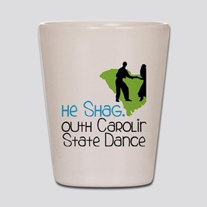 The Shag Shot Glass