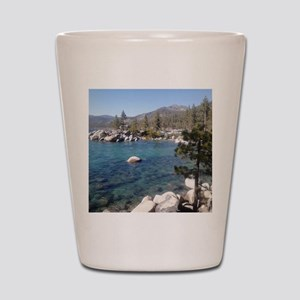 Tahoe Shot Glass