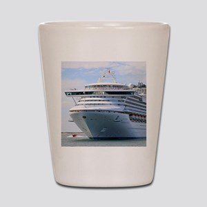 Cruise ship 13: Diamond Princess Shot Glass