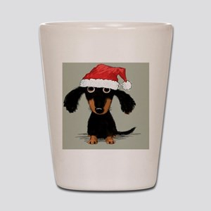 doxiebigbag Shot Glass