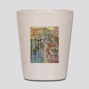 Maurice Prendergast Venice Grand Canal Shot Glass