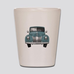 1940 Ford Truck Shot Glass