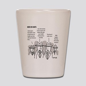 MEN_Health Care_Guns_Leaders Shot Glass