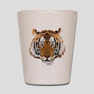 646a5542bc02 Wild Cats Shot Glasses - CafePress