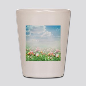 Spring Meadow Shot Glass