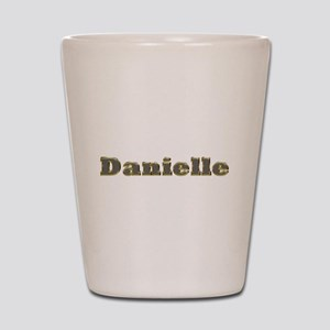 Danielle Gold Diamond Bling Shot Glass