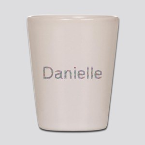 Danielle Paper Clips Shot Glass