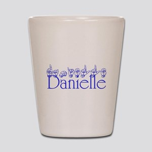 Danielle Shot Glass
