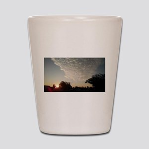 sunrise Shot Glass