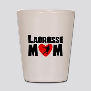 Lacrosse Mom Shot Glass