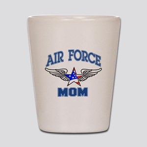 Airforce Mom Shot Glass